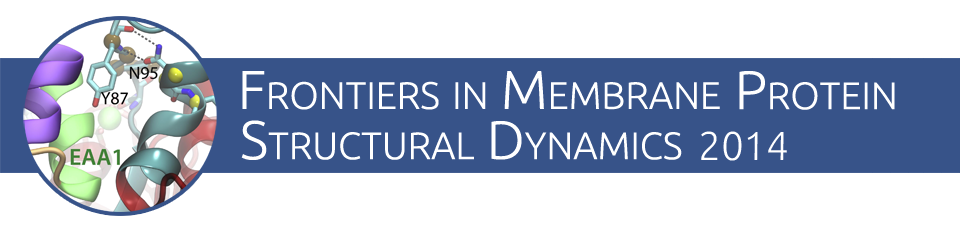 Frontiers in Membrane Protein Structural Dynamics 2014